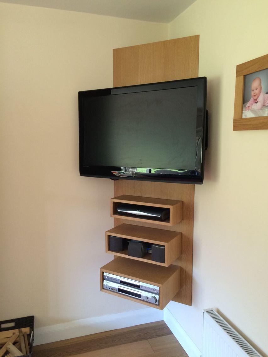 Bespoke Tv Unit Tpm Bespoke In 2020 Corner Tv Cabinets Corner Tv Tv Unit Decor