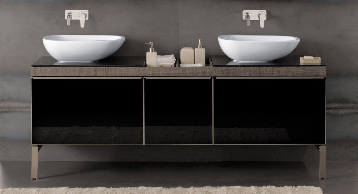 Doppel waschtischunterschrank design  Waschtischunterschrank Design | gispatcher.com