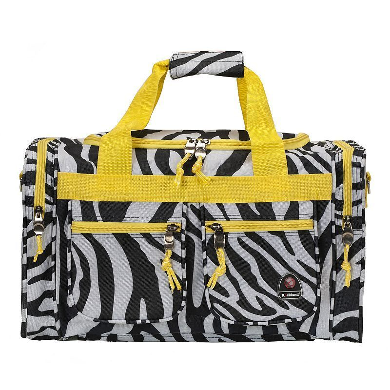 c036fbed1cd8 Rockland 19-Inch Duffel Bag, Yellow | Products | Pinterest | Duffel ...