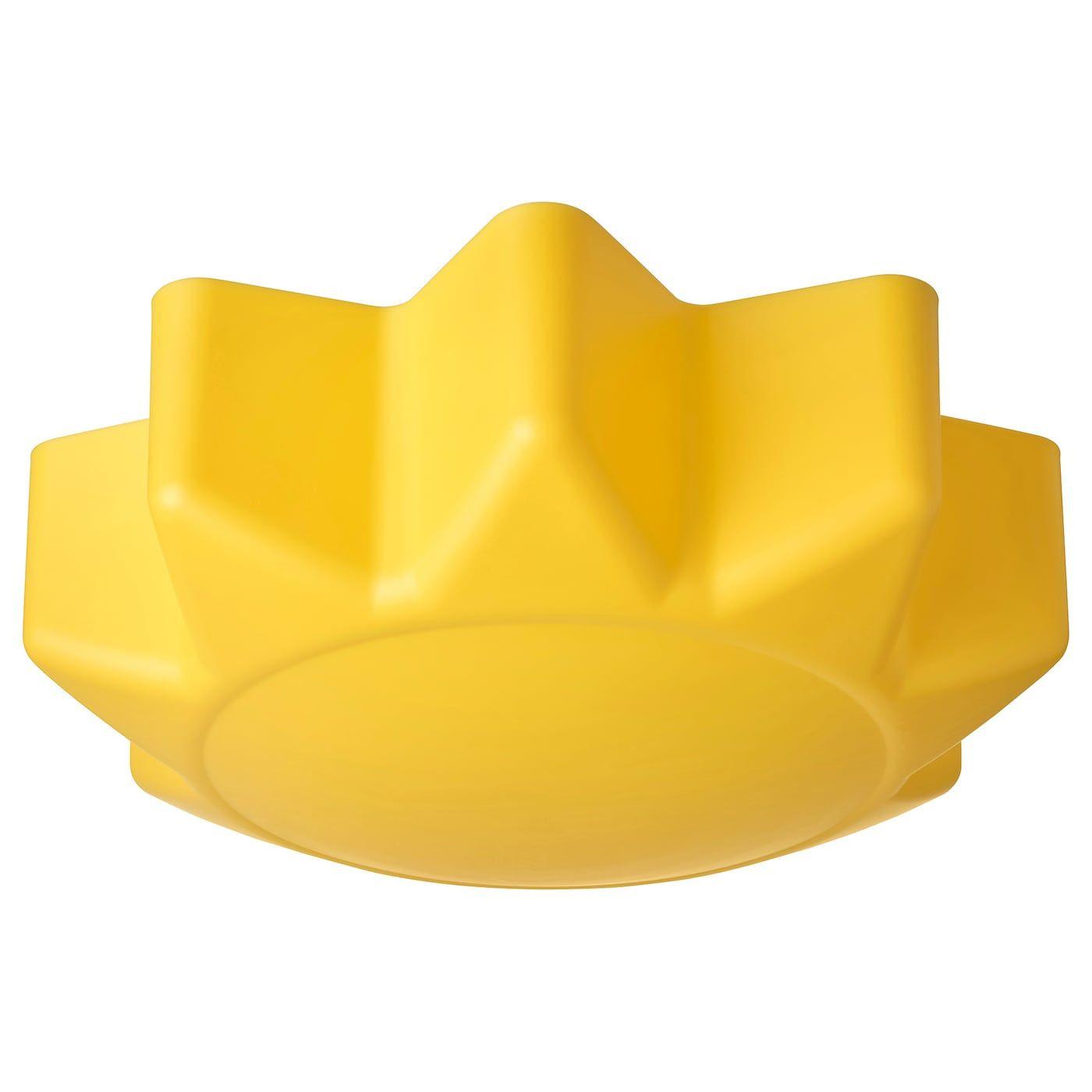 Solhem Deckenleuchte Gelb Sonne Ikea Osterreich In 2020 Ceiling Lamp Yellow Pendant Lamp Lamp
