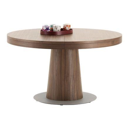 Mesa de comedor extensible de madera Granada BoConcept | TABLES ...