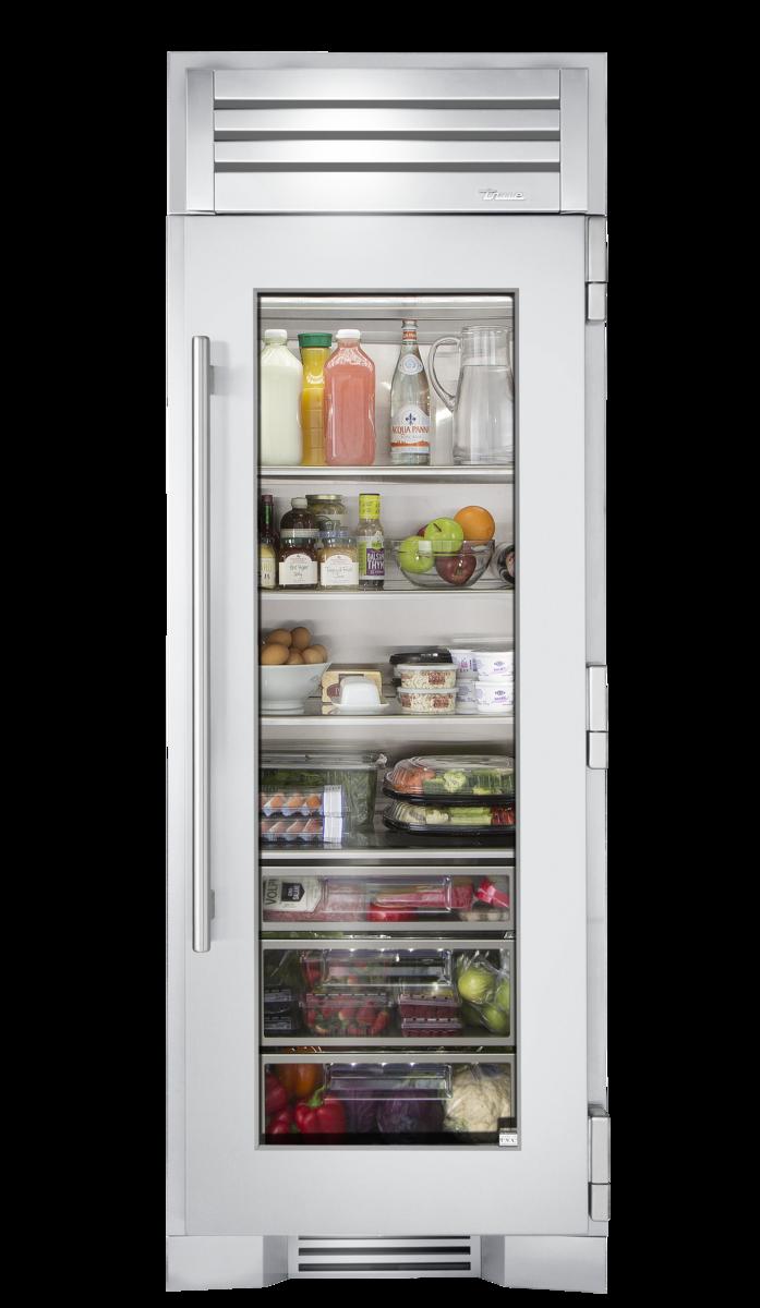 True Residential True Custom Finish Refrigerators Space Cook