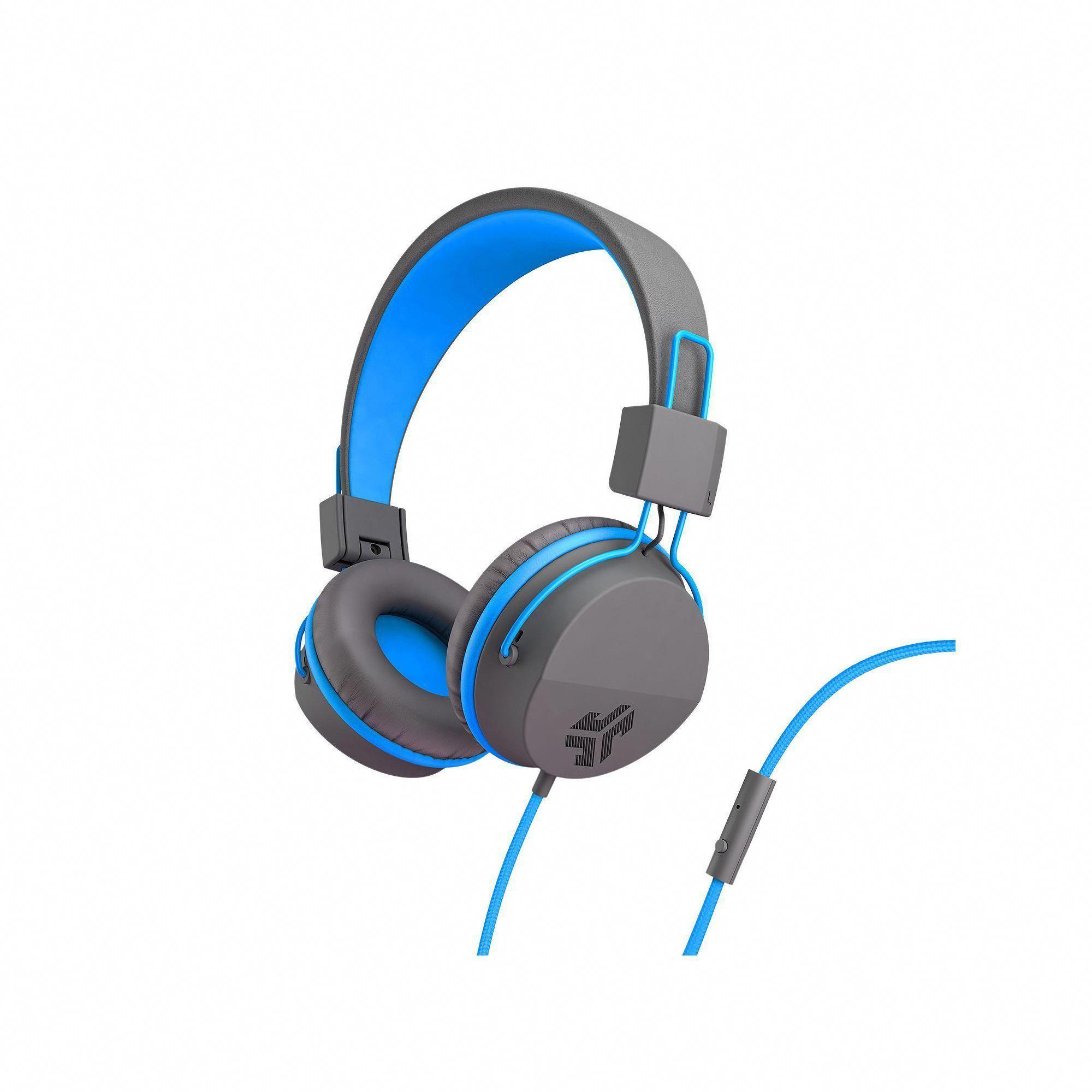 JLab Neon OnEar Headphones with Universal Mic