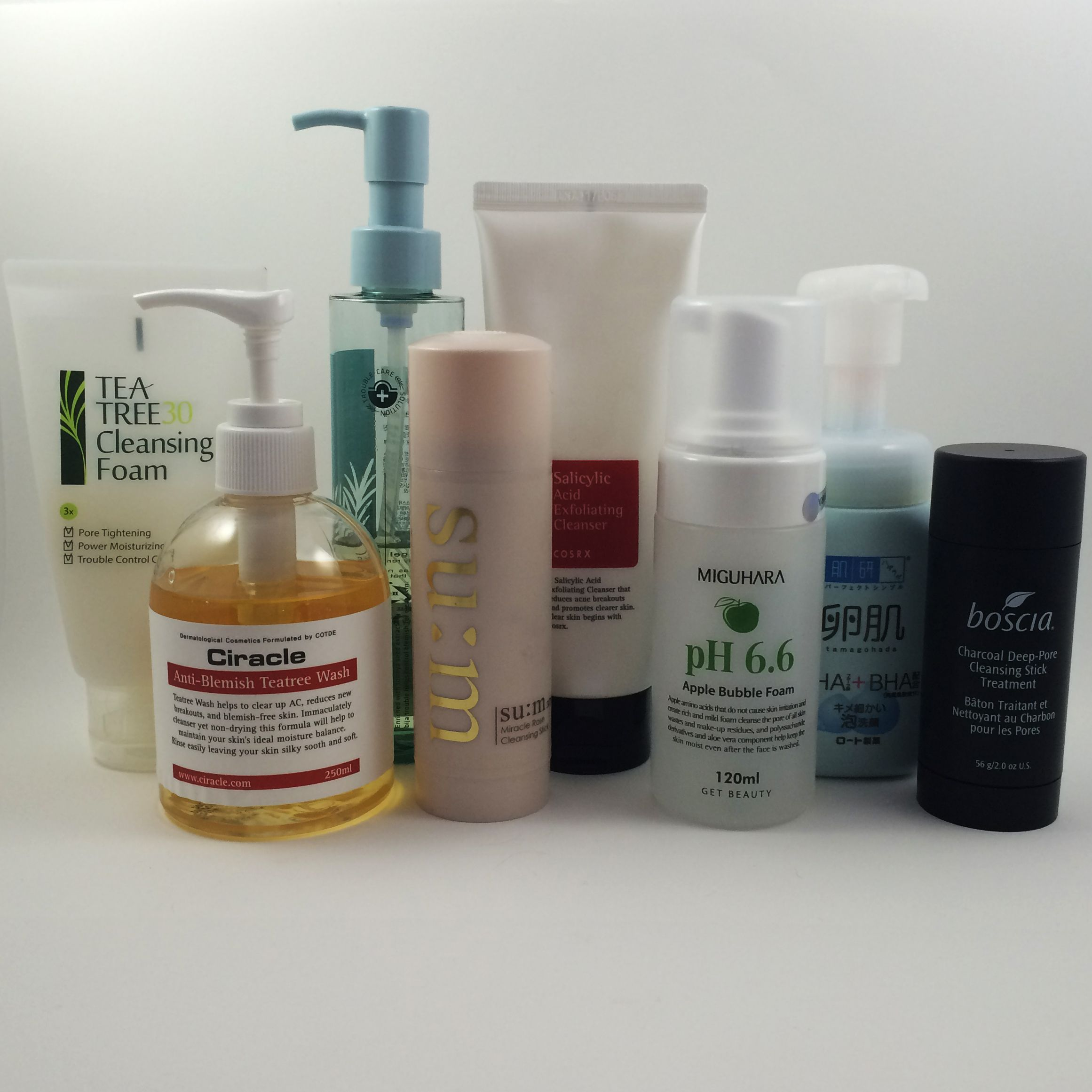 A Review Of 8 Low Ph Asian Kbeauty Cleansers Cleanser K Beauty Asian Skincare