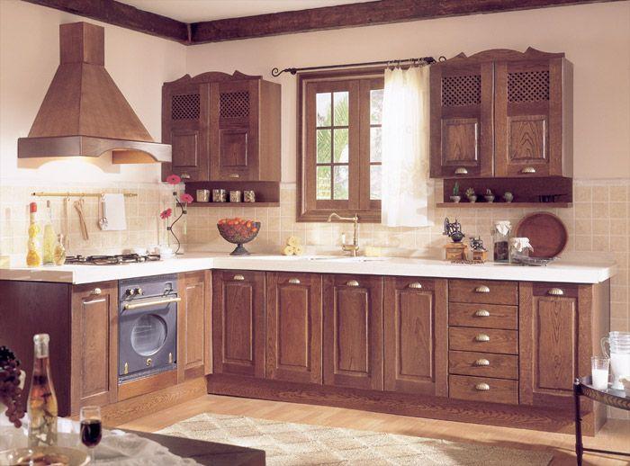 Muebles Lux | cocinas | Zaragoza | cocinas rusticas ...