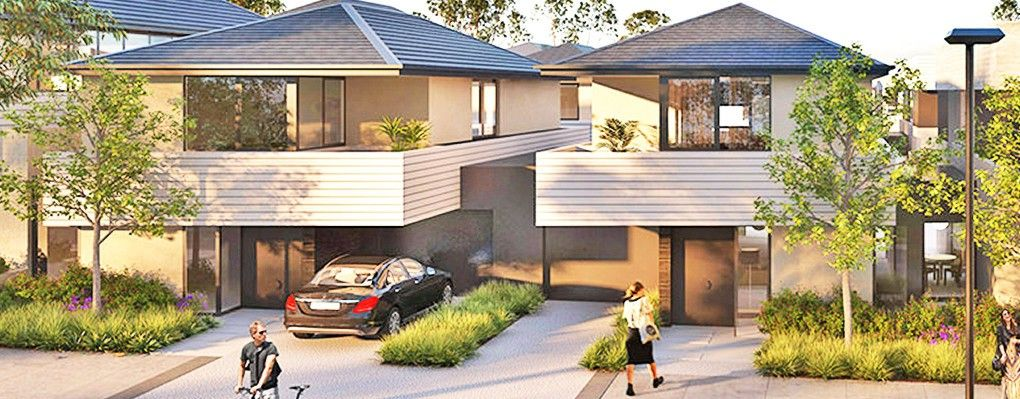 World S First Tesla Town Yarrabend Solar Roof First World Towns