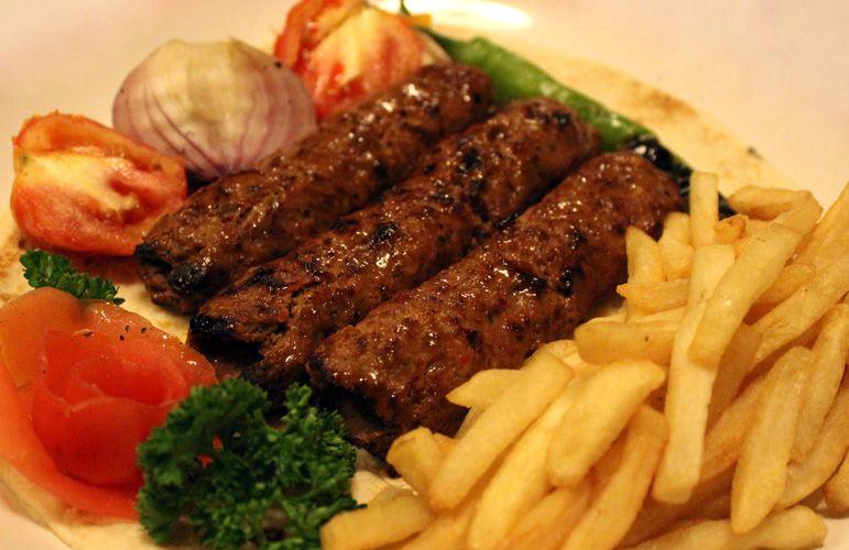 تحضير الكباب التركي Turkish Kebabs Food Kebab Meat