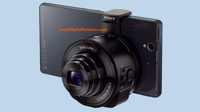 Trapelano altre immagini del nuovo progetto di Sony che promette di trasformare uno smartphone in macchina fotografica professionale.