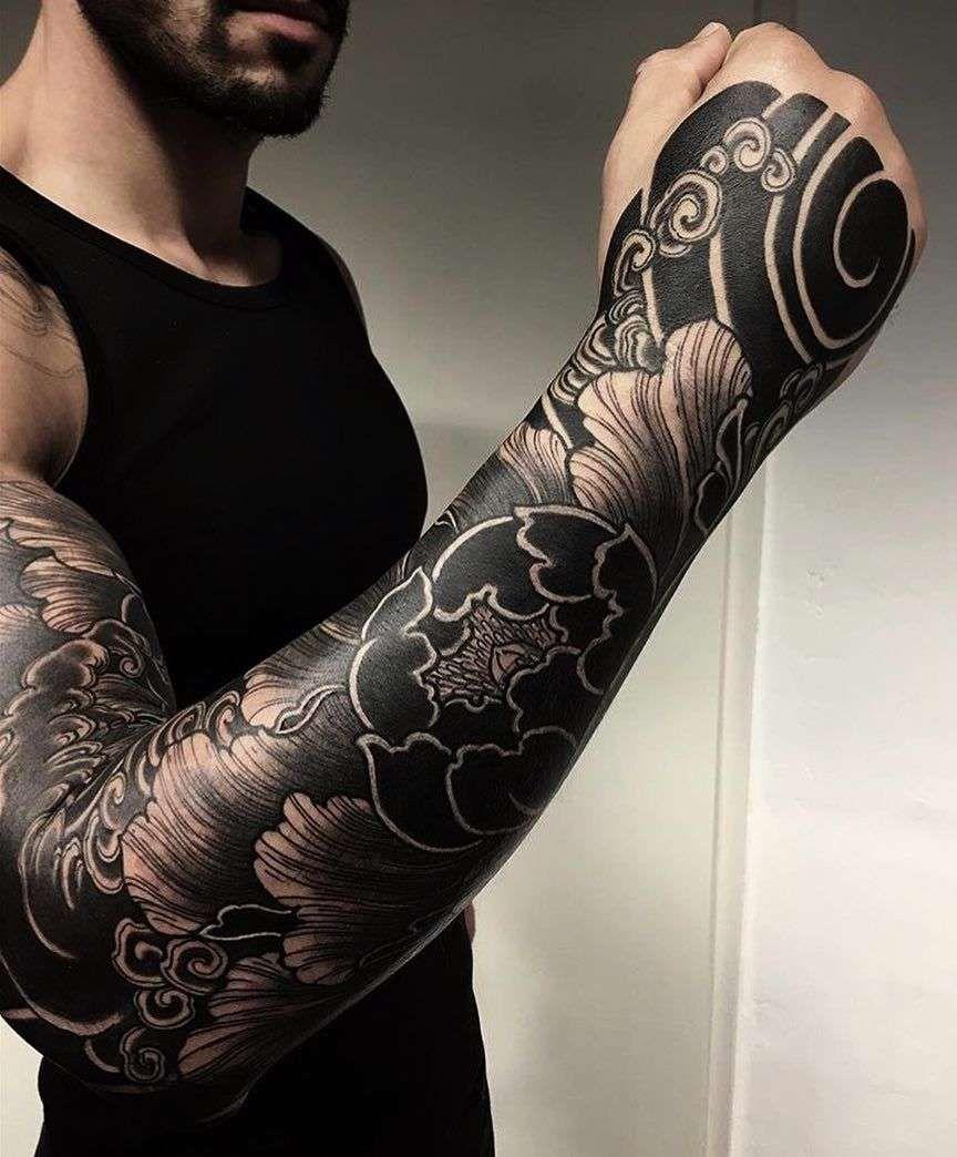 Tatouage Japonais Bras Signification Des Modeles Les Plus Populaires Tatouage Japonais Bras Tatouage Japonais Tatouage Yakuza