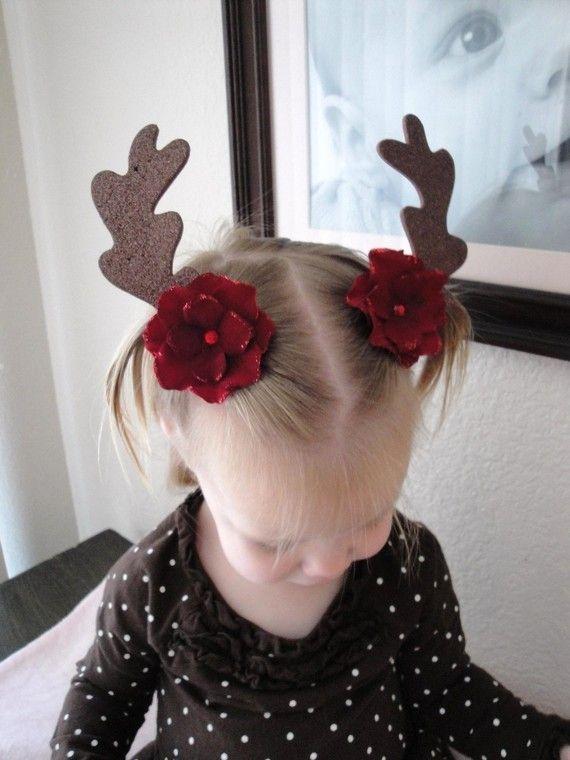 Christmas Headbands For Baby Girl