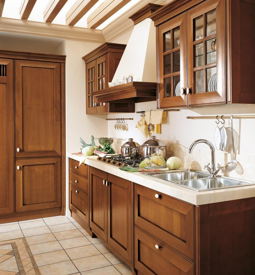 Una #cucina LUBE modello VELIA. #Buongiorno a tutti www.magic-house ...