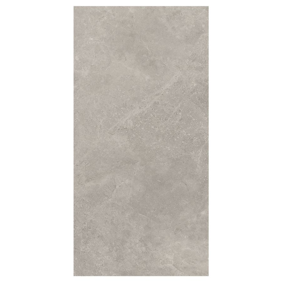 American Olean Stoneview Sky Gray/Matte Porcelain Floor and Wall ...