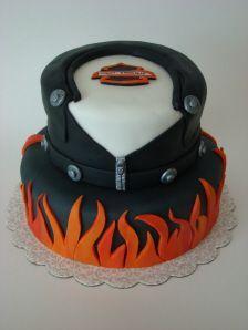 harley cake tutorial GoogleSuche favorite supernatural pics