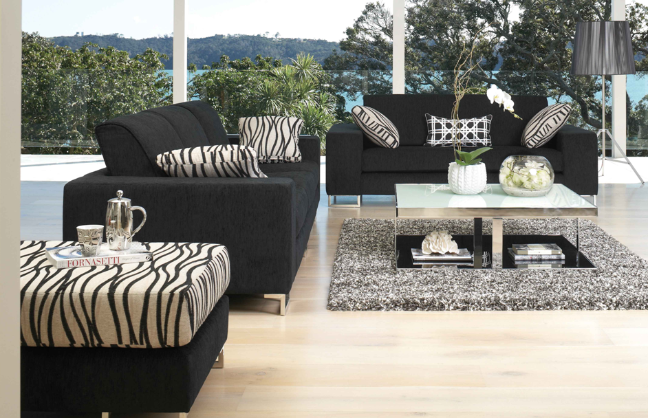 Monaco Fabric Lounge Furniture by Profile Furniture from