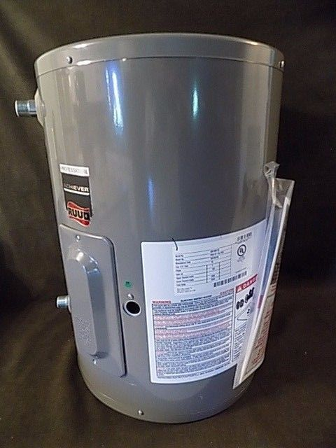Rheem Ruud Professional Achiever Proe10 1 Ru Pou Electric 10 Gallon Water Tank Water Tank Home Improvement Electricity