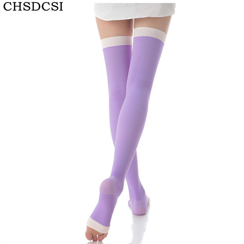 Tights Sexy Tights Women Health Stockings 420d Compression Stockings Legs Anti Varicose Fat Burning Stovepipe Sleeping Stockings