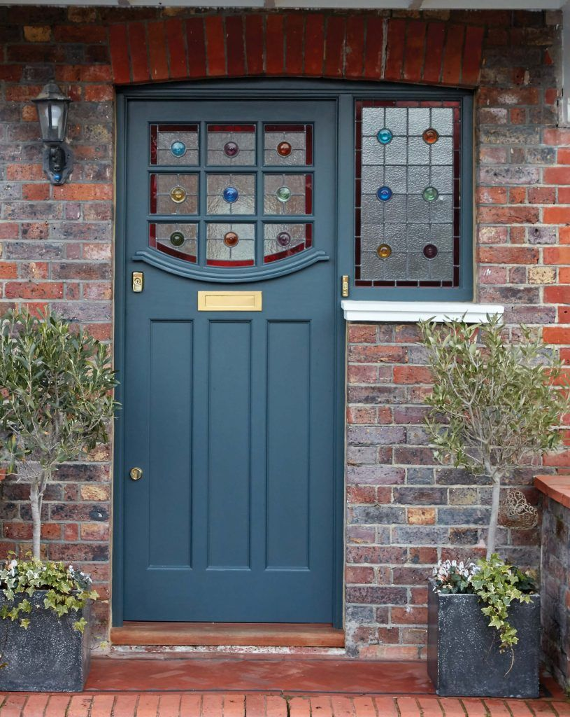 Bespoke front doors period front doors london door