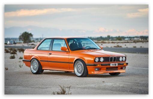 BMW 318is 1991 HRsprings 2016 HD Wallpaper for 4K UHD ...