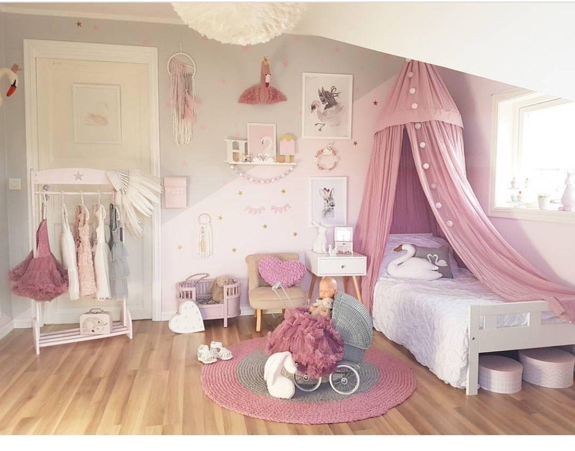 Chambre de petite fille <3 | Décoration intérieure | Pinterest ...