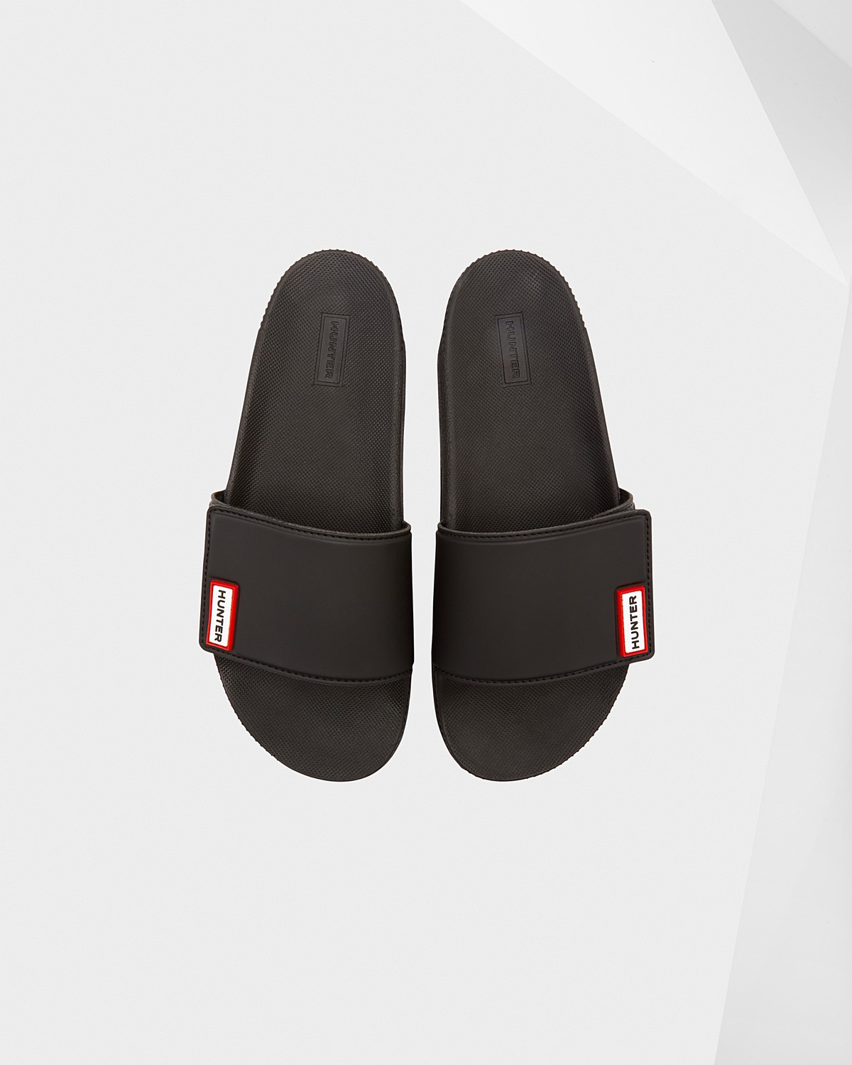 e63813c04 Hunter Women's Original Adjustable Slides: Black - Us 5 | Products ...
