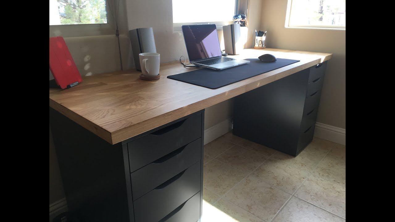 My Desk Set Up Youtube Kantoor Aan Huis Bureau Kantoor Aan
