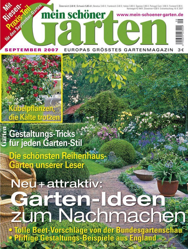 16 Mein Schoner Garten Zeitschrift In 2020 Garten Design Gartendesign Ideen Garten