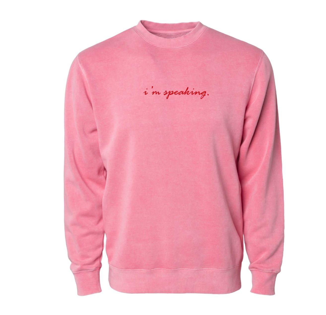 2020 Gifts The Very Appropriate For 2020 Gift Guide Jess Ann Kirby Sweatshirts Crew Neck Sweatshirt Pink Sweatshirt [ 1270 x 1314 Pixel ]