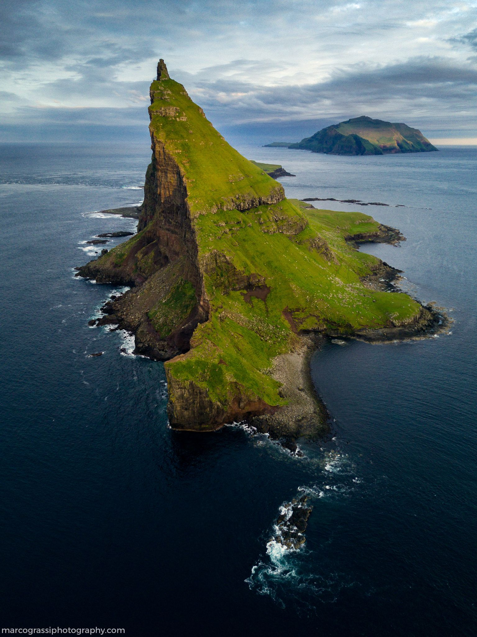Islands Of The World Fashion Week 2012: Tindholmur, Faroe Islands. This Location