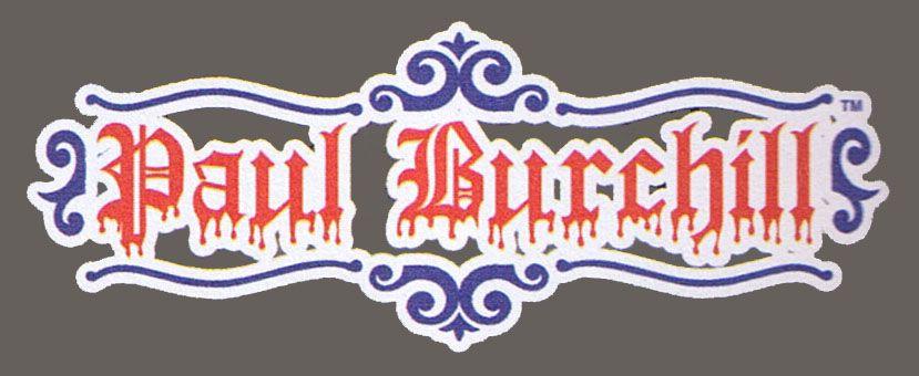 Paul Burchill logo - WWE