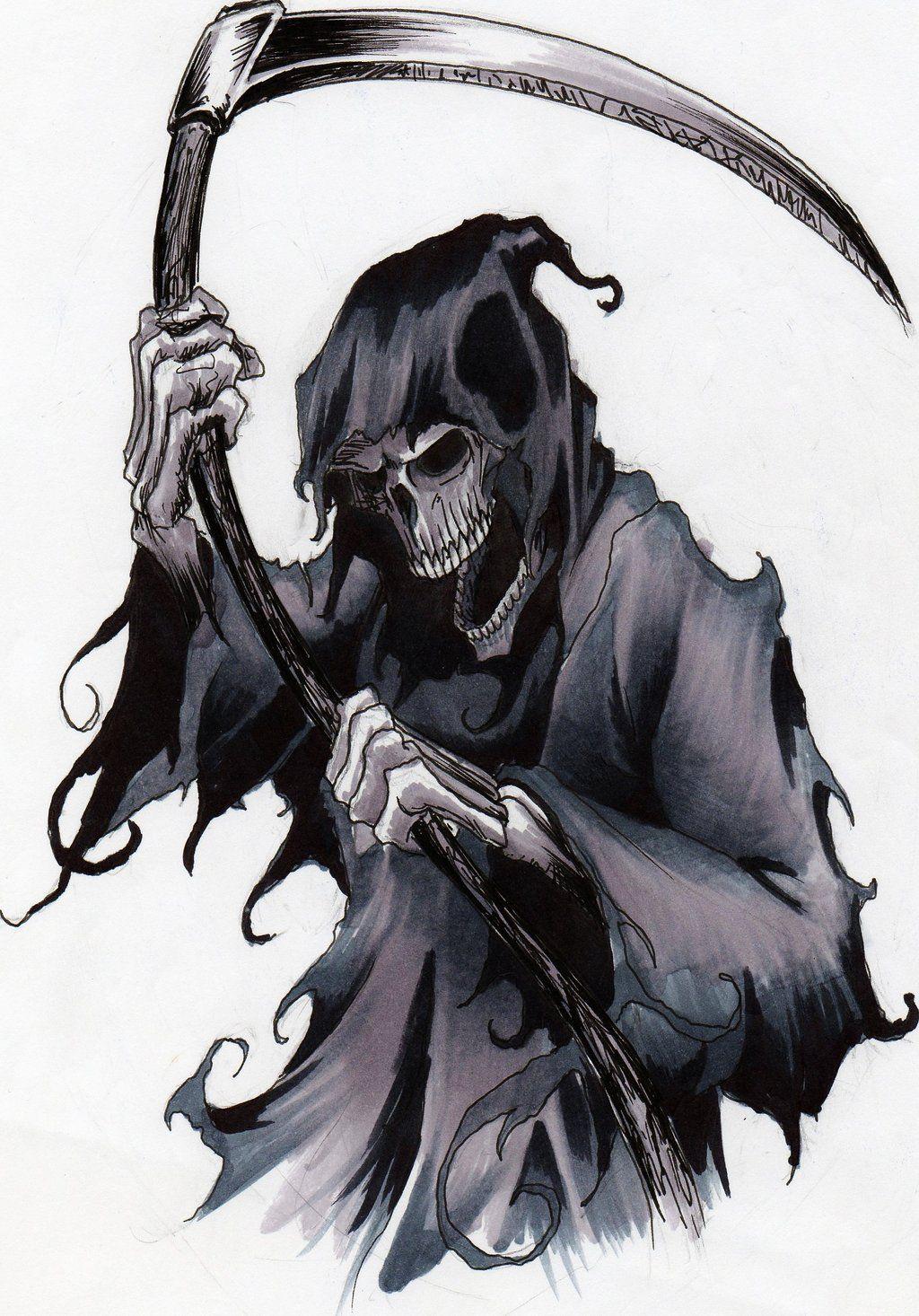 Uncategorized Reaper Drawings reaper by yacobucci on deviantart tattoo drawings drawings