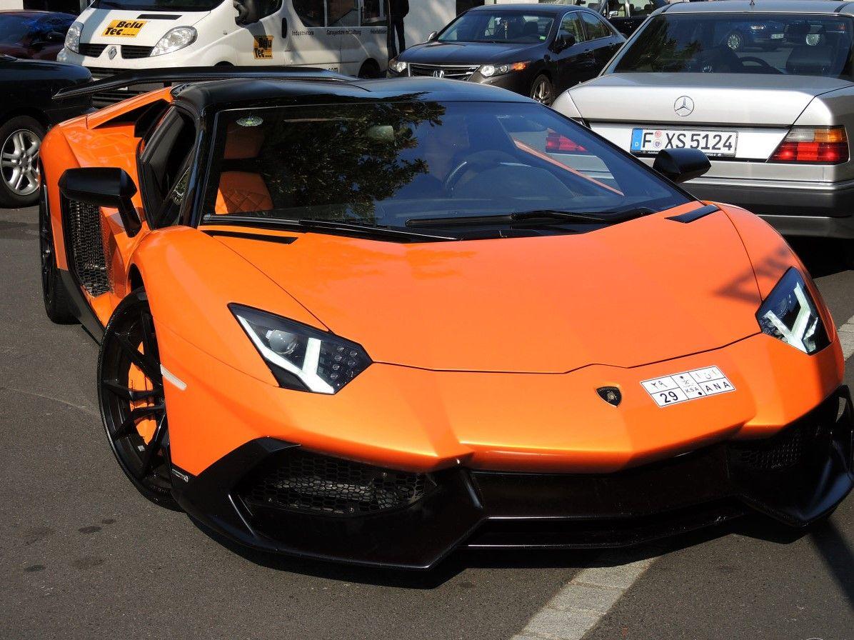 Orange Beast Super Cars Super Luxury Cars Car