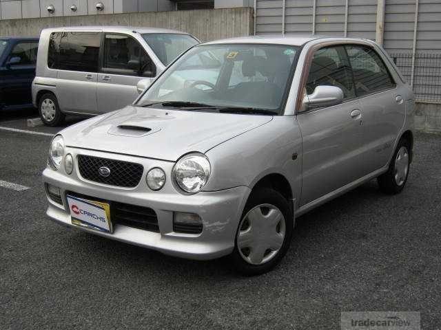 Daihatsu Opti Keijidosha Kei Car