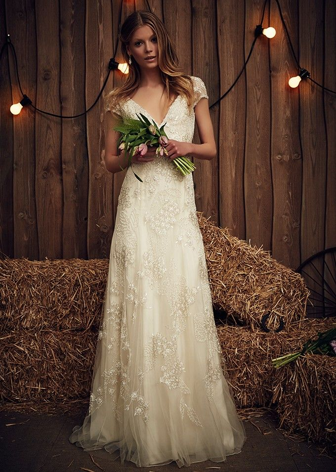 51bd3fa527a1 2017 - Collection - Bridal Jenny Packham abito da sposa