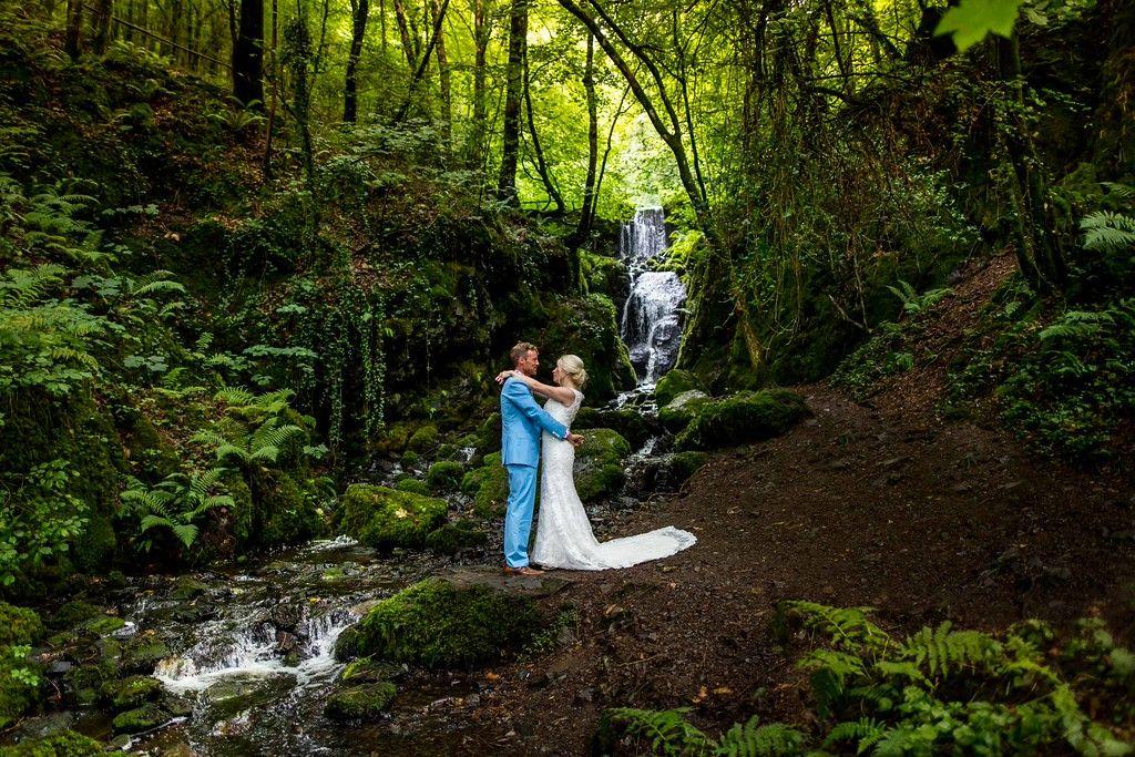 canonteign falls - wedding venue   Fall wedding venues ...