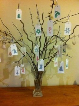 Advent Calendar. One idea for everyday to enjoy with your children during the holiday season.