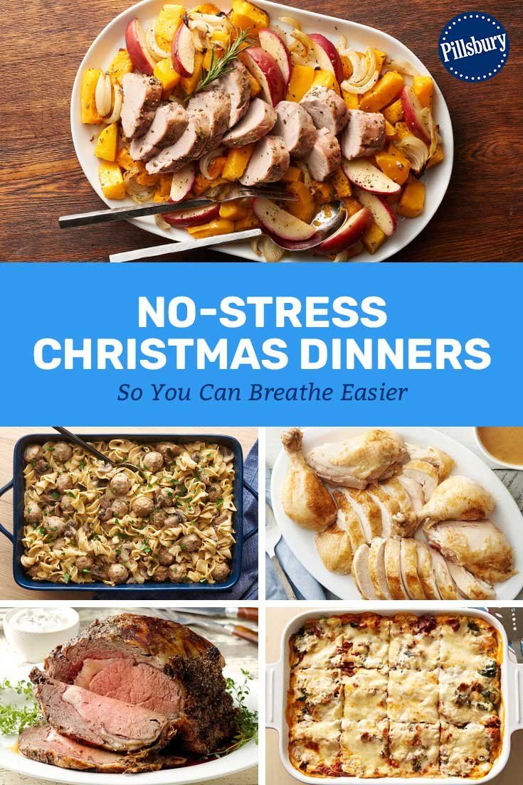 14 No-Stress Christmas Dinners So You Can Breathe Easier images