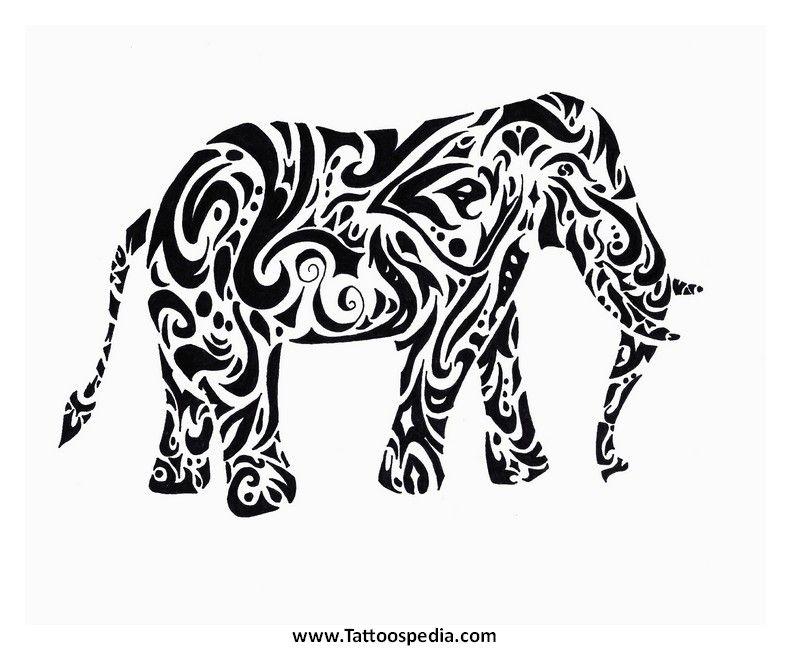 Aztec Art Elephant Google Search Tribal Elephant Elephant Tattoo Design Elephant Tattoos