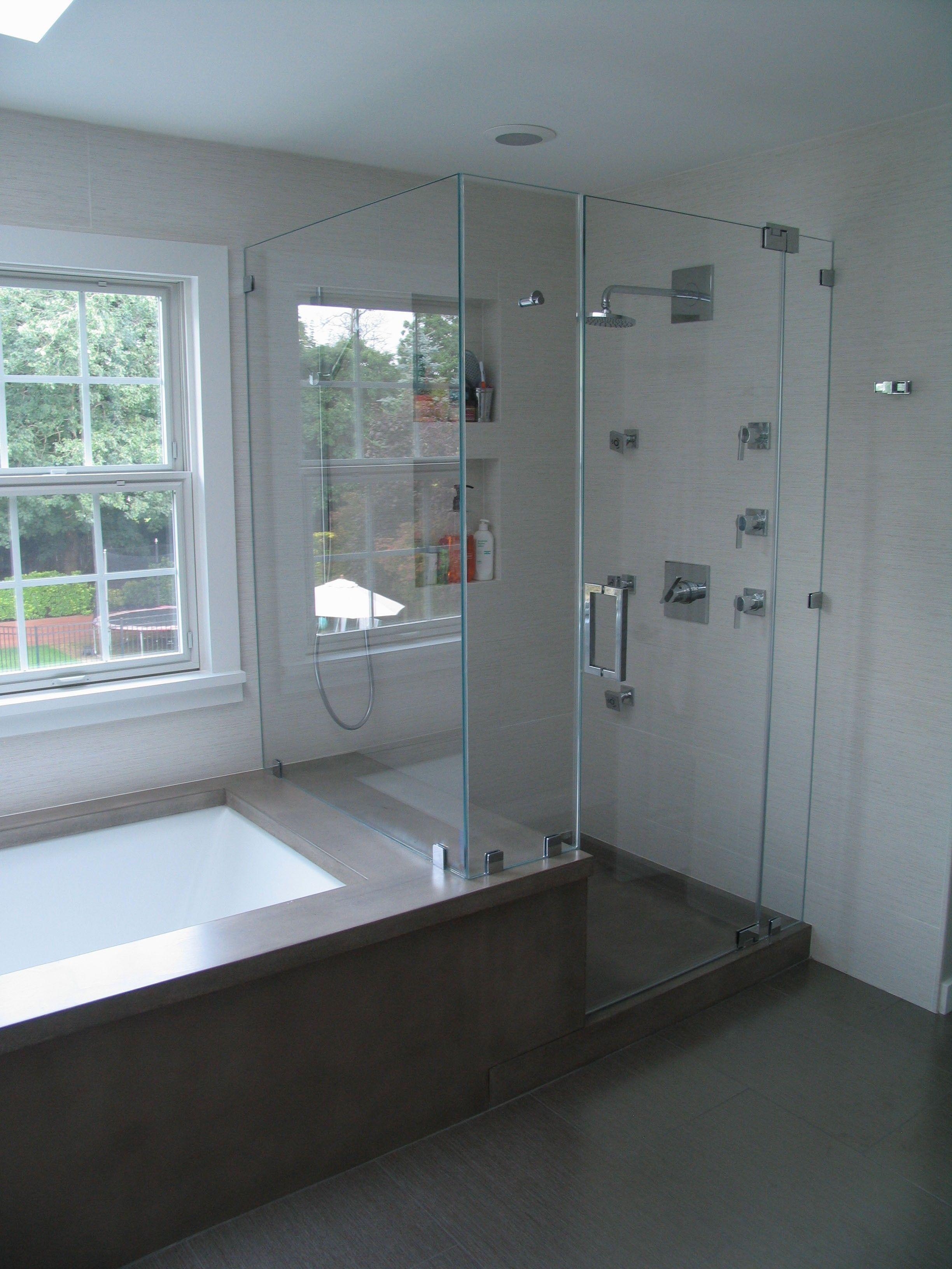Mirror Shower Wall Panels   http://drrw.us   Pinterest
