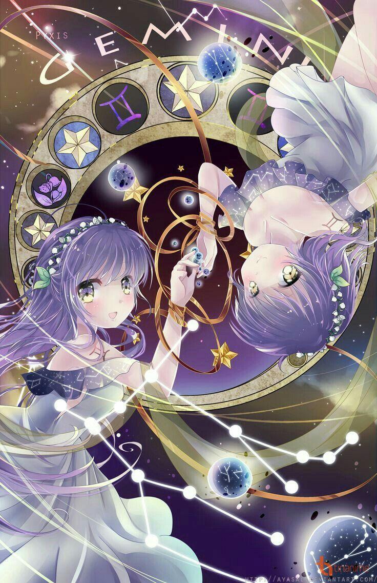 Kết quả hình ảnh cho 12 cung hoàng đạo anime