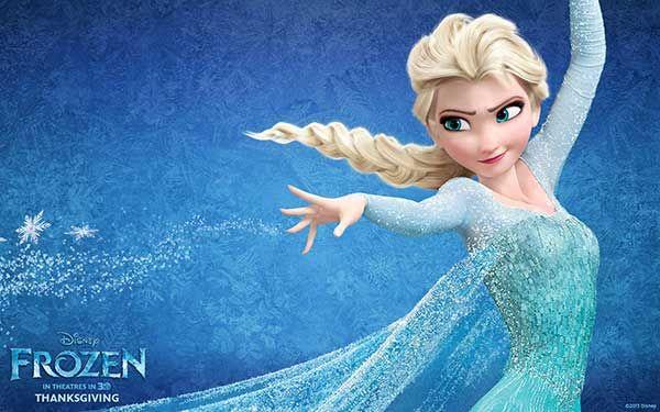 Disney Frozen Elsa HD Wallpaper FROZEN Wallpapers Free Movie