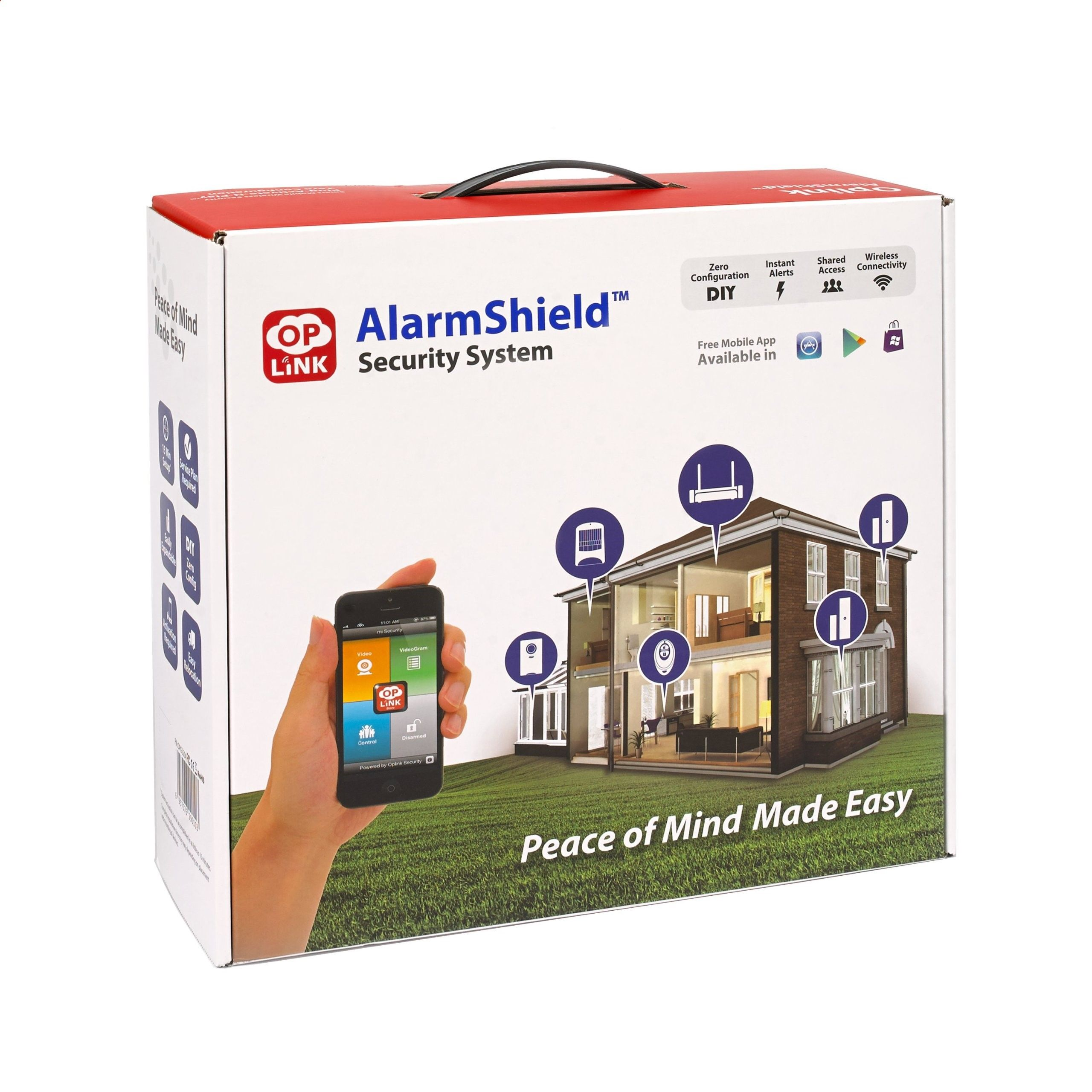Best Smart Home Security Systems DIY Home Automation Security