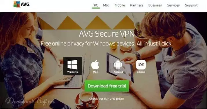 Download Avg Secure Vpn 2020 Change Ip And Unblock Sites