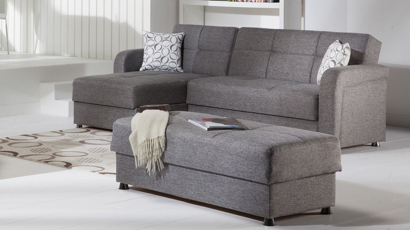 VISION Sectional Sleeper Sofa CHECKING ON - Convertible sofa bed sectional