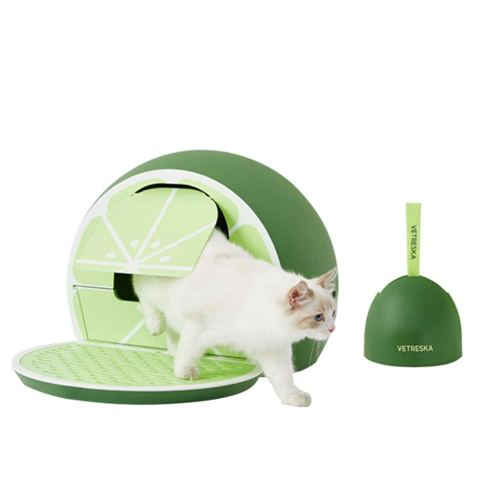 Amazon Com Vetreska Cat Litter Box Furniture Hidden Covered
