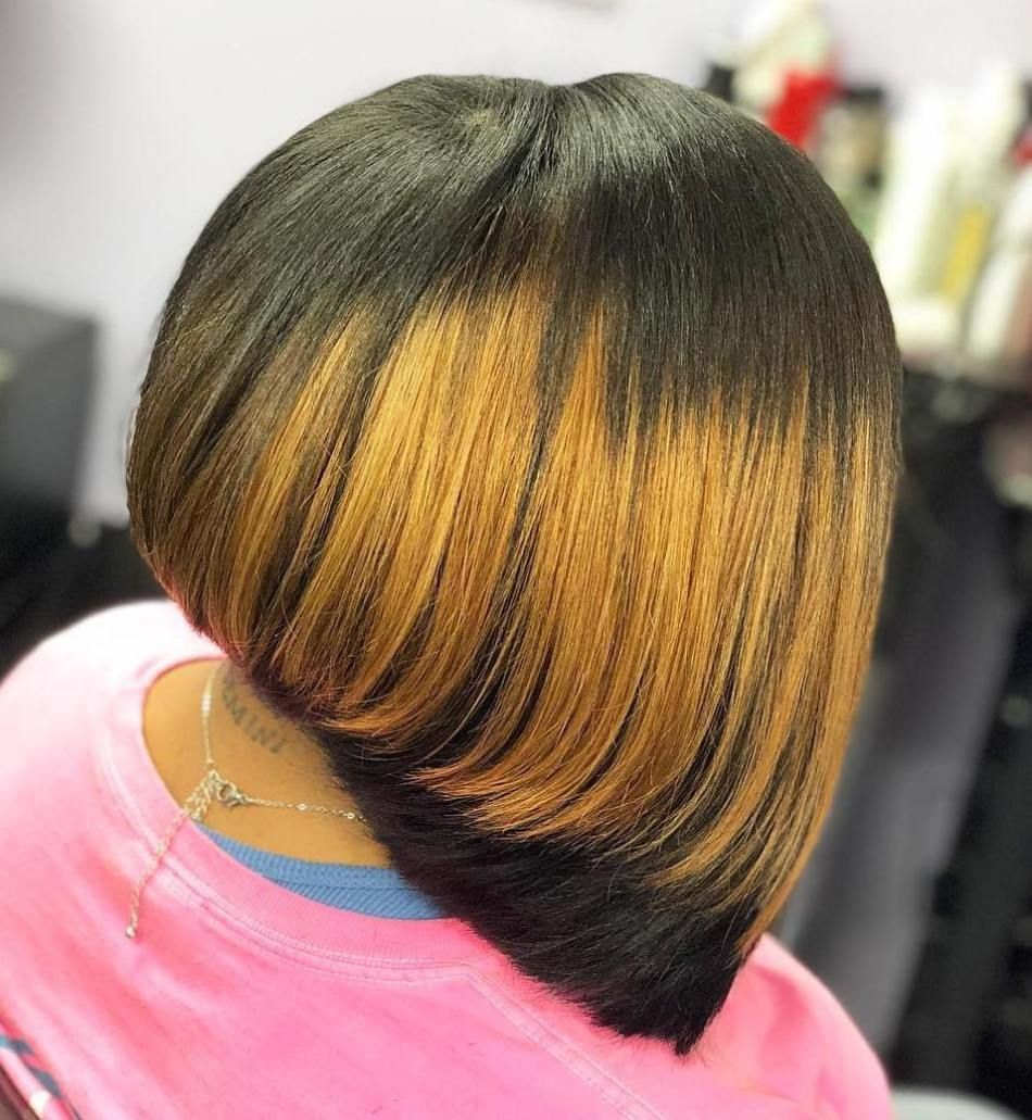 50 Best Bob Hairstyles for Black Women to Try in 2020 | Bob hairstyles,  Black women hairstyles, Hair styles