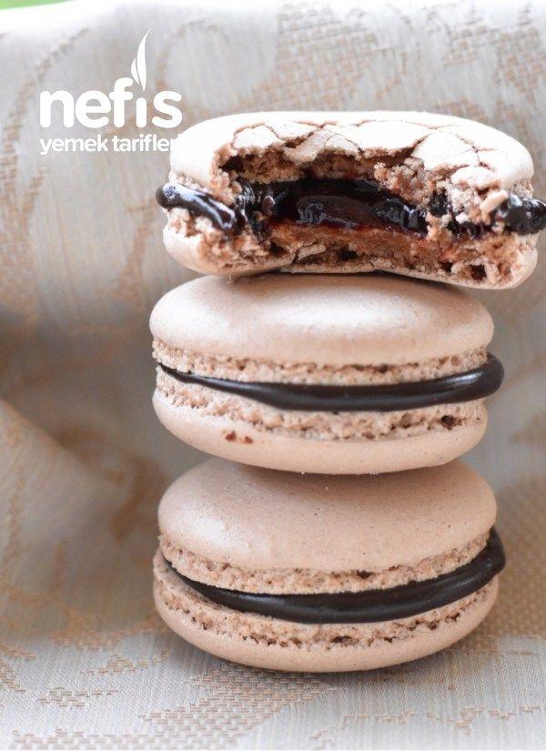Macaron (Püf Noktaları İle) #macaron #kurabiyetarifleri #nefisyemektarifleri #yemektarifleri #tarifsunum #lezzetlitarifler #lezzet #sunum #sunumönemlidir #tarif #yemek #food #yummy