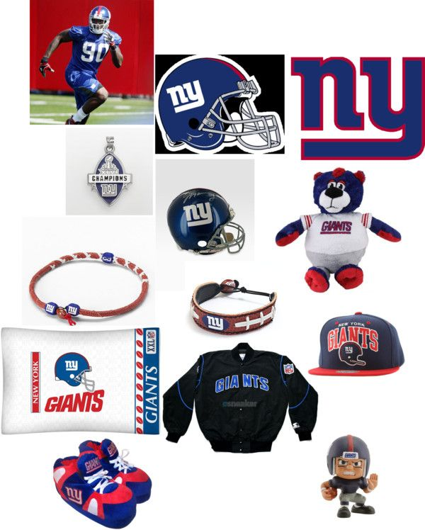 """""""New York Giants!"""" by cbhamilton on Polyvore"""