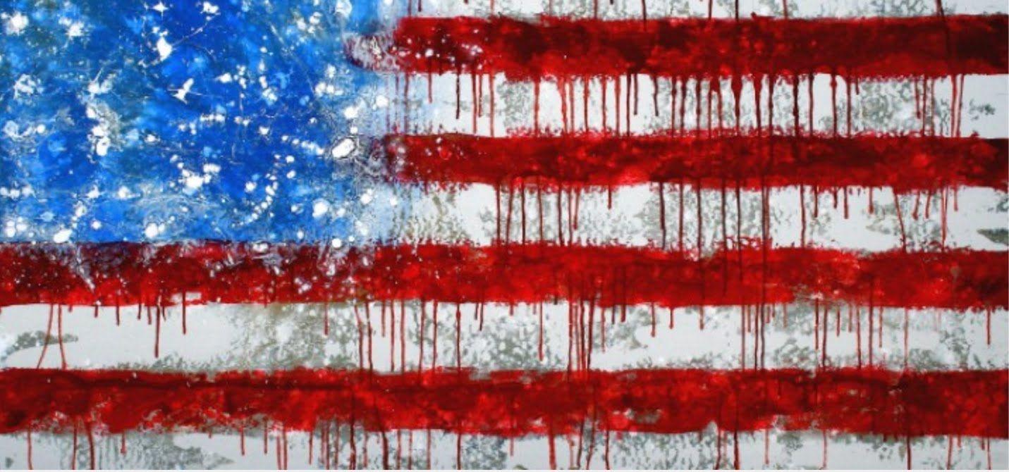 THE AMERICAN HOLOCAUST! WARNING DREAM!!