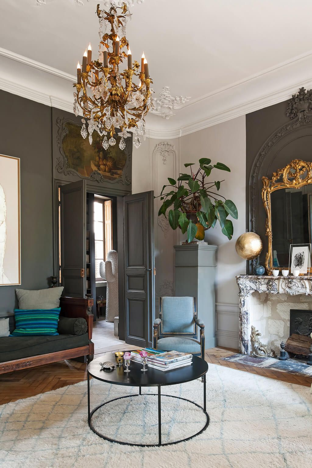Restored 19th Century Avignon Mansion Fantasy Tour With Images
