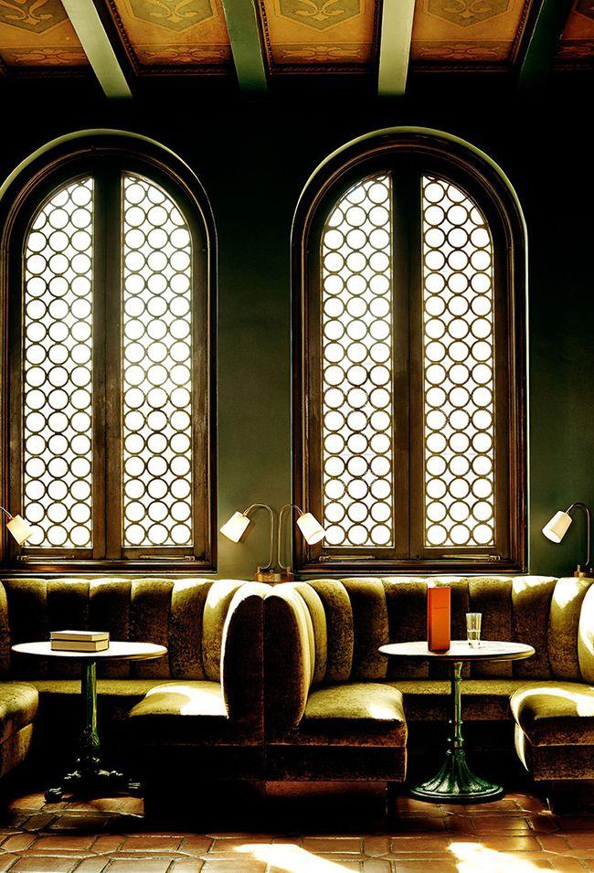 Palihouse santa monica restaurants bars caf s - Santa monica interior design firms ...